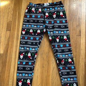 Other - Pajama Xmas pants